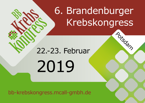 6. Brandenburger Krebskongress
