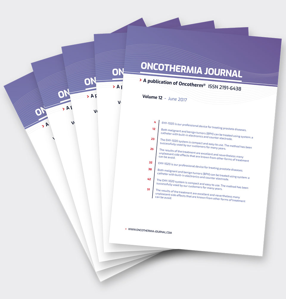 Oncothermia Journal