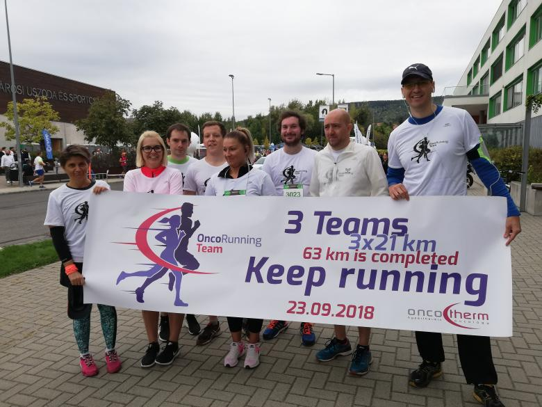 Oncotherm Running Team