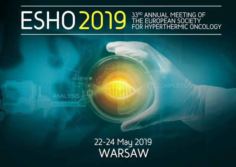33. Annaul Meeting of the European Society for Hyperthermic Oncology (ESHO)