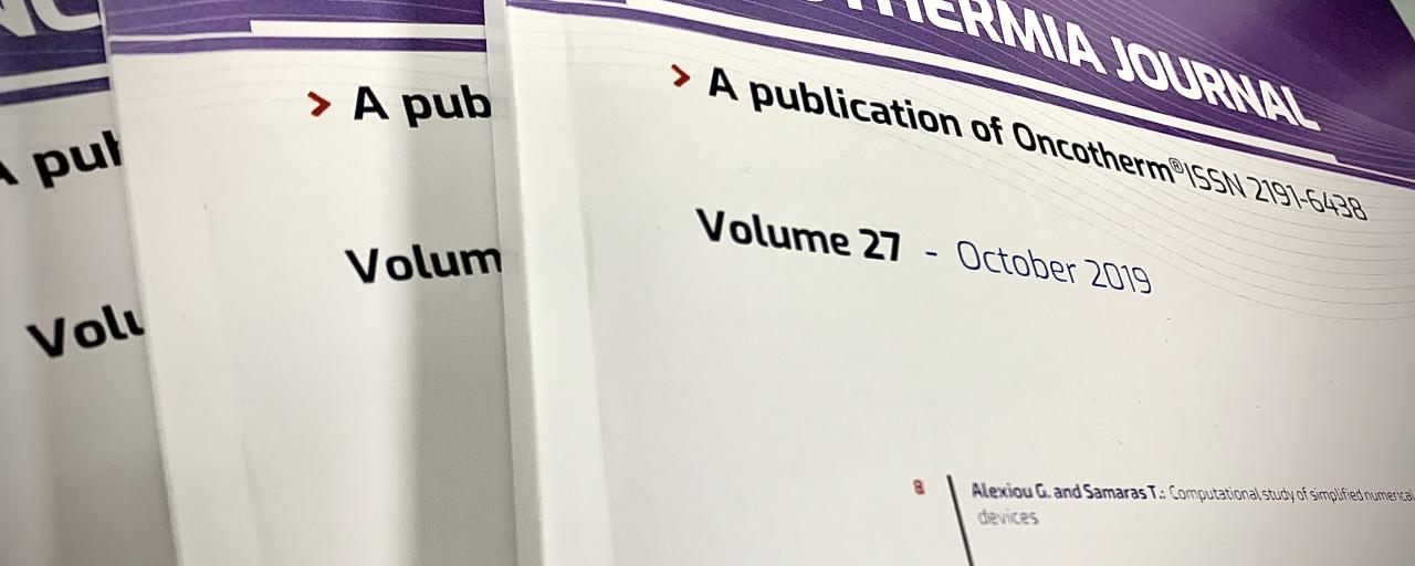 Oncothermia Journal Vol. 27